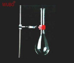 WB-1118-Lab-glassware-round-bottom-nitrogen-kjeldahl-flask-with-long-neck-kjeldahl-distillation-apparatus