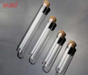 WB-9120-Lab-glassware-borosilicate-glass-test-tube-with-cork