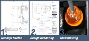 How-does-the-glassblowing-process-work